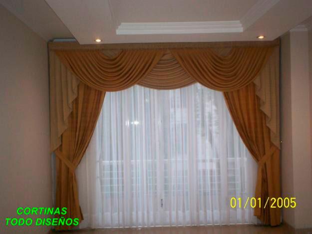 Estilos de cortinas decora tu hogar estilos hermosos de cortinas cortinas conchas with estilos - Estilos de cortinas ...