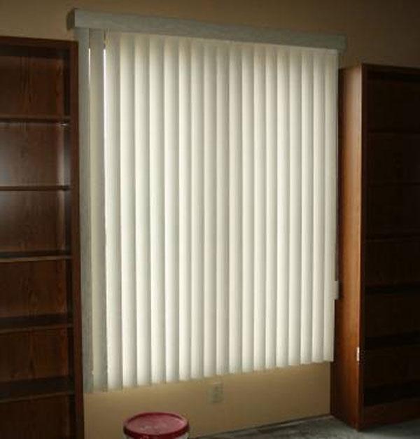 Decoraciones prado cortinas verticales de tela - Cortinas verticales online ...